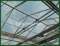 玻璃温室--文洛式玻璃温室